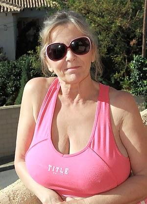Mature Big Tits Porn Pictures